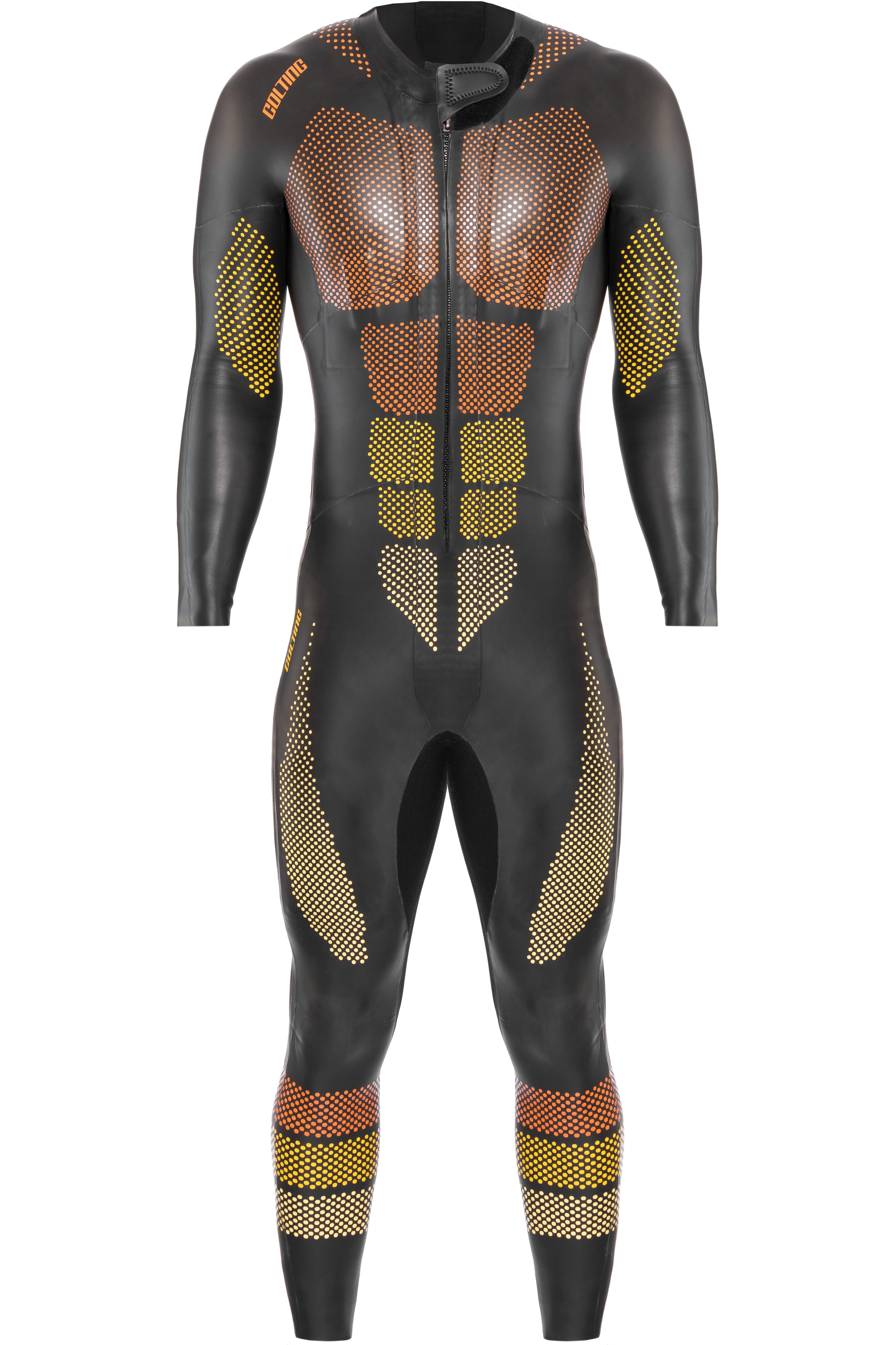 Colting Wetsuits SR02 Herr gul svart - till fenomenalt pris på Bikester 48b396a2b1eb5